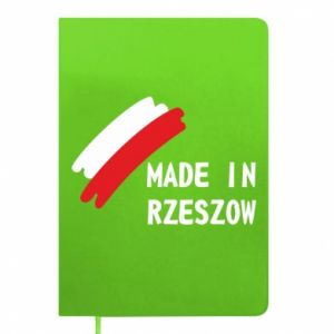 Notes Made in Rzeszow