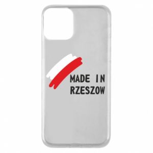 Etui na iPhone 11 Made in Rzeszow