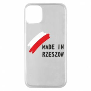 Etui na iPhone 11 Pro Made in Rzeszow