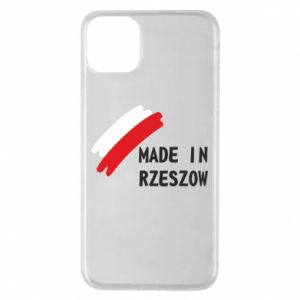Etui na iPhone 11 Pro Max Made in Rzeszow
