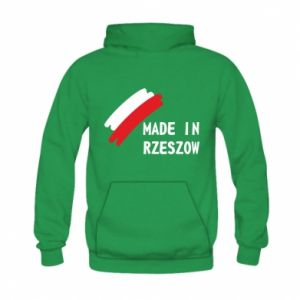 Kid's hoodie Made in Rzeszow