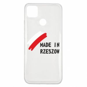 Xiaomi Redmi 9c Case Made in Rzeszow