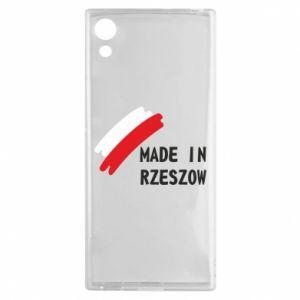 Sony Xperia XA1 Case Made in Rzeszow