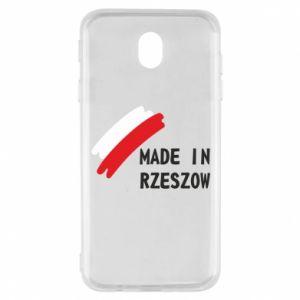 Samsung J7 2017 Case Made in Rzeszow
