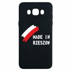 Samsung J7 2016 Case Made in Rzeszow