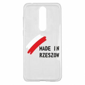 Nokia 5.1 Plus Case Made in Rzeszow