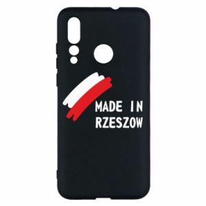 Huawei Nova 4 Case Made in Rzeszow