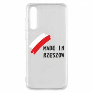 Huawei P20 Pro Case Made in Rzeszow