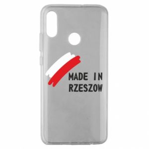 Huawei Honor 10 Lite Case Made in Rzeszow