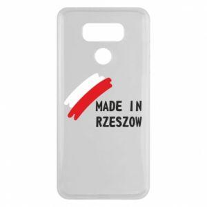 LG G6 Case Made in Rzeszow