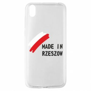 Huawei Y5 2019 Case Made in Rzeszow