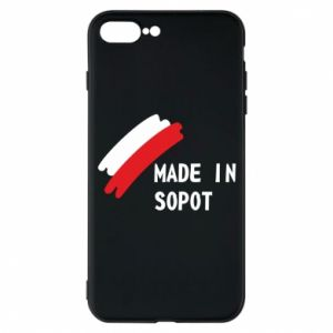 iPhone 7 Plus case Made in Sopot