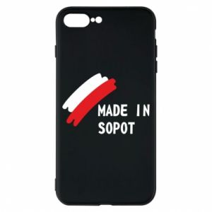 Etui na iPhone 8 Plus Made in Sopot - PrintSalon