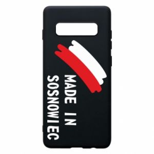 Samsung S10+ Case Made in Sosnowiec