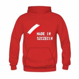 Kid's hoodie Made in Szczecin