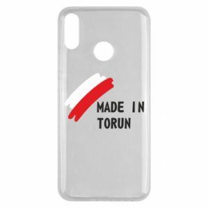 Huawei Y9 2019 Case Made in Torun