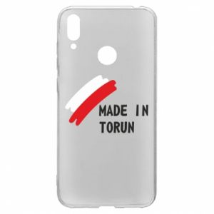 Etui na Huawei Y7 2019 Made in Torun