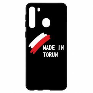Etui na Samsung A21 Made in Torun