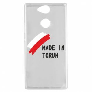 Sony Xperia XA2 Case Made in Torun
