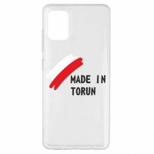 Etui na Samsung A51 Made in Torun