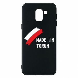 Etui na Samsung J6 Made in Torun - PrintSalon