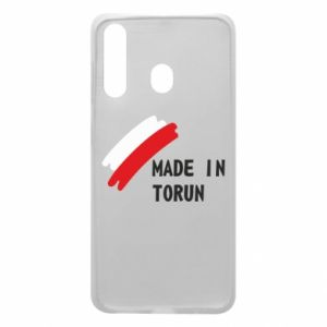 Etui na Samsung A60 Made in Torun - PrintSalon