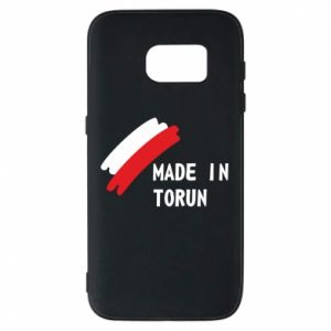 Etui na Samsung S7 Made in Torun - PrintSalon