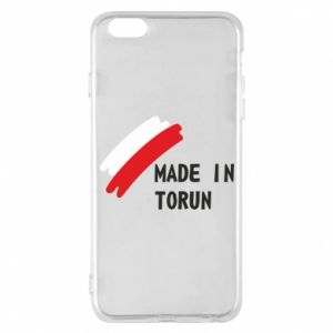 Etui na iPhone 6 Plus/6S Plus Made in Torun - PrintSalon
