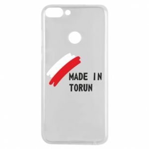Etui na Huawei P Smart Made in Torun - PrintSalon
