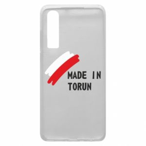 Etui na Huawei P30 Made in Torun - PrintSalon