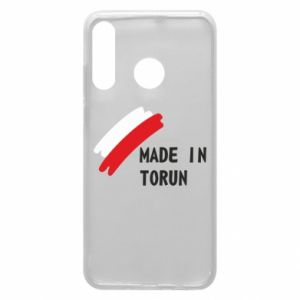 Etui na Huawei P30 Lite Made in Torun - PrintSalon