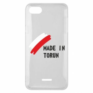 Etui na Xiaomi Redmi 6A Made in Torun - PrintSalon