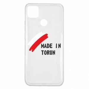 Xiaomi Redmi 9c Case Made in Torun