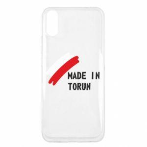 Xiaomi Redmi 9a Case Made in Torun