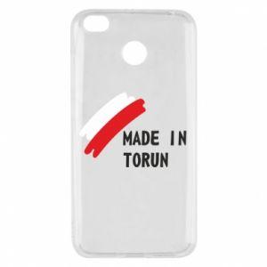 Xiaomi Redmi 4X Case Made in Torun