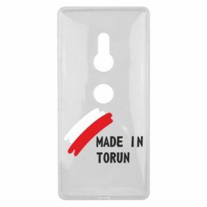 Sony Xperia XZ2 Case Made in Torun