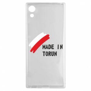 Sony Xperia XA1 Case Made in Torun