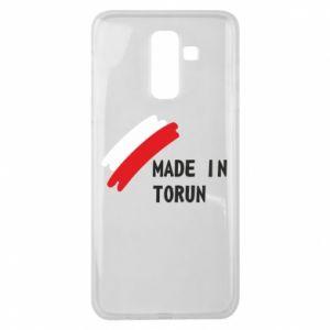 Samsung J8 2018 Case Made in Torun