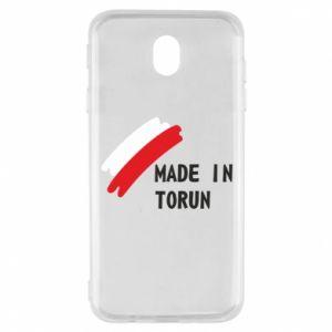 Samsung J7 2017 Case Made in Torun