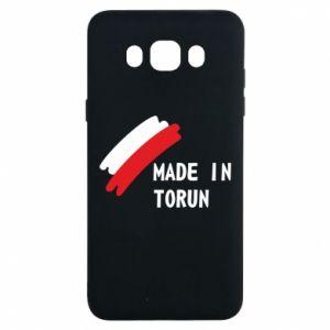Samsung J7 2016 Case Made in Torun