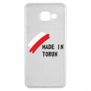 Samsung A3 2016 Case Made in Torun