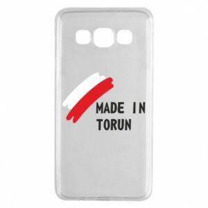 Samsung A3 2015 Case Made in Torun