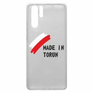 Huawei P30 Pro Case Made in Torun