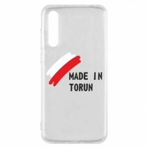 Huawei P20 Pro Case Made in Torun