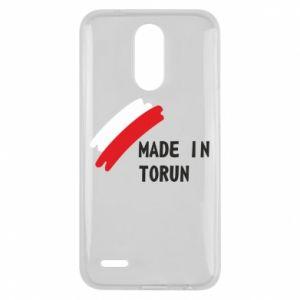 Lg K10 2017 Case Made in Torun