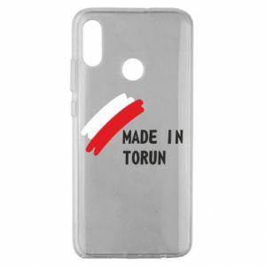Huawei Honor 10 Lite Case Made in Torun