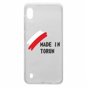 Samsung A10 Case Made in Torun