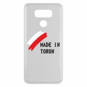 LG G6 Case Made in Torun