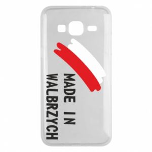Samsung J3 2016 Case Made in Walbrzych