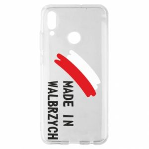 Huawei P Smart 2019 Case Made in Walbrzych